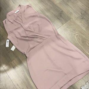 NWT Babaton dress in quarry colour - Sz. 4